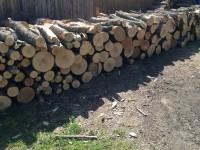Palivé dřevo  Otinoves, dřevo na topení Otinoves, štípané dřevo Otinoves