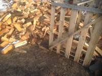 Palivové dřevo :  Stínava, dřevo na topení Stínava, štípané dřevo Stínava