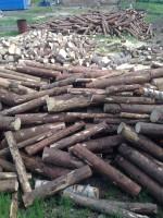 Palivové dřevo : Hradčany, dřevo na topení  Hradčany, štípané dřevo  Hradčany