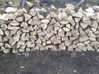 Palivové dřevo : Kokory dřevo na topení  Kokory, štípané dřevo  Kokory