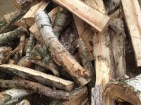 Palivové dřevo : Křenovice dřevo na topení  Křenovice, štípané dřevo  Křenovice