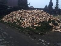 Palivé dřevo  Malhotice, dřevo na topení Malhotice, štípané dřevo Malhotice