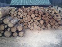Palivé dřevo  Radkova Lhota, dřevo na topení Radkova Lhota, štípané dřevo Radkova Lhota