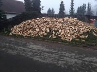 Palivé dřevo  Rakov, dřevo na topení Rakov, štípané dřevo Rakov