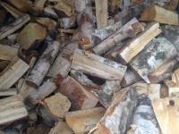 Palivé dřevo  Želatovice, dřevo na topení Želatovice, štípané dřevo Želatovice