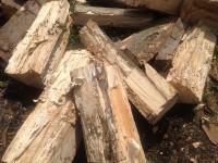 Palivé dřevo  Daskabát, dřevo na topení Daskabát, štípané dřevo  Daskabát