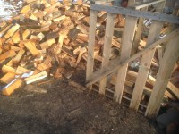 Palivové dřevo :  Horka nad Moravou, dřevo na topení Horka nad Moravou, štípané dřevo Horka nad Moravou