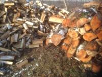 Palivové dřevo :  Krčmaň, dřevo na topení Krčmaň, štípané dřevo Krčmaň