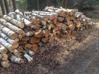 Palivé dřevo  Liboš, dřevo na topení Liboš, štípané dřevo Liboš