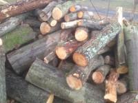 Palivé dřevo  :  Luká, dřevo na topení Luká, štípané dřevo Luká
