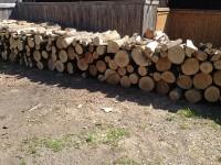Palivé dřevo  :  Měrotín, dřevo na topení Měrotín, štípané dřevo Měrotín