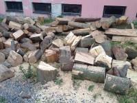Palivé dřevo  :  Mladeč, dřevo na topení Mladeč, štípané dřevo Mladeč