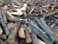 Palivé dřevo  :  Olbramice, dřevo na topení Olbramice, štípané dřevo Olbramice