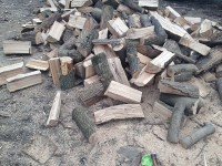 Palivé dřevo  :  Olomouc, dřevo na topení Olomouc, štípané dřevo Olomouc