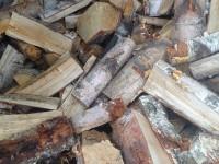 Palivé dřevo  :  Samotišky, dřevo na topení Samotišky, štípané dřevo Samotišky