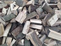 Palivé dřevo  :  Strukov, dřevo na topení Strukov, štípané dřevo Strukov