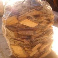 Prodej štěpky na topení - pytlovaná štěpka prodej