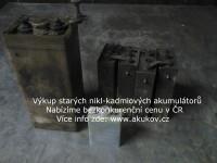 výkup starých nikl-kadmiových akumulátorů,Ostrava