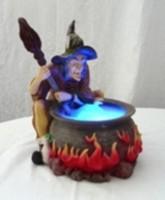 Aroma fontána – Mlhová čarodějnice – zvlhčovač-dekorace