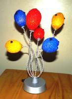"""Velikonoce se blíží - svítidlo """" Veselá vajíčka"""""""