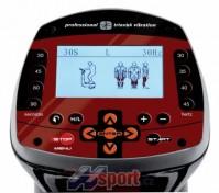 Vibromasážní stroj BH Fitness Vibroboost GS SE YV3