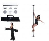 X-POLE SPORT přenosná, statická tyč na pole dance