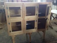 dřevěné králikárny prodej -Prodej králikáren - prodej králičáren - prodej králikáren levně