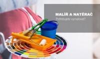 Malířské a natěračské práce