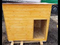 zateplené psí boudy - boudy pro psy - levně
