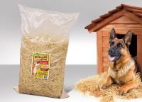 Dřevitá vlna - nejlepší podestýlka pro psy i ost. zvířata