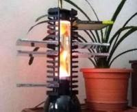 Pořadač DVD CD Lava lampa - s prosvětleným voskem.