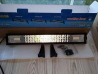 1299Kč=54cm světelná rampa led prac. světlo 270W