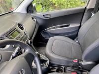 Hyundai i10 - klimatizace