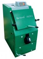 Kotel na dřevo a dřevní odpad EkoScroll DELTA S