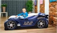 Dětská autopostel Disgree V8 122 + matrace zdarma
